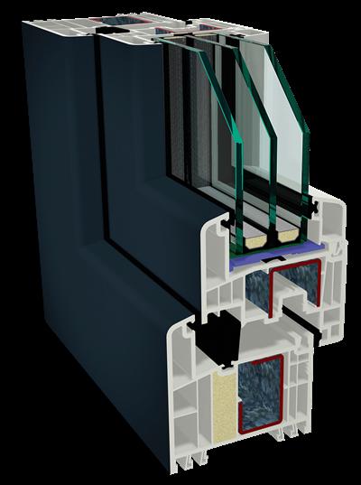 PVC loga griezums
